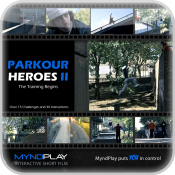 Parkour Heroes II: Training