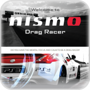 Nismo Drag Racer - Courtesy of Nissan Motorsport
