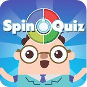 Spin Quiz iOS/Android App